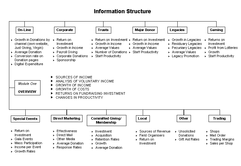 Overview of Information Structure